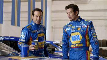 NAPA TV Spot Featuring Martin Truex Jr., Ron Capps
