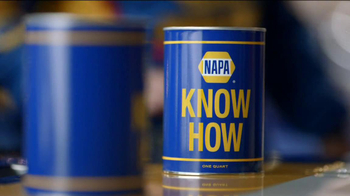 NAPA TV Spot Featuring Martin Truex Jr., Ron Capps - Thumbnail 4