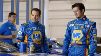 NAPA TV Spot Featuring Martin Truex Jr., Ron Capps - Thumbnail 6
