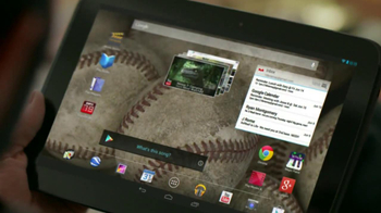 Google Nexus 10 TV Spot, 'New Baby' Song by The Temper Trap - Thumbnail 3