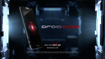 Motorola Droid Razr Maxx HD TV Spot, 'Droid Recognition' Song by Contrakids - Thumbnail 8