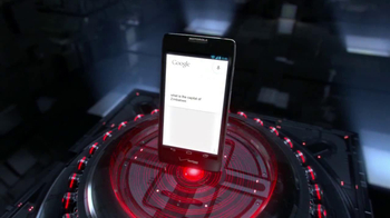 Motorola Droid Razr Maxx HD TV Spot, 'Droid Recognition' Song by Contrakids - Thumbnail 5