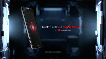 Motorola Droid Razr Maxx HD TV Spot, 'Droid Recognition' Song by Contrakids - Thumbnail 7