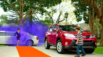 Toyota RAV4 TV Spot, 'Kids' Choice Awards 2013' - 21 commercial airings