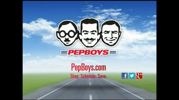 PepBoys The Great Spring Break TV Spot, 'ProStop Break Pads'  - Thumbnail 4