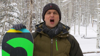Emergen-C TV Spot 'Skiing' Featuring Jim Shearer