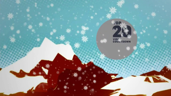 Emergen-C TV Spot 'Skiing' Featuring Jim Shearer - Thumbnail 7
