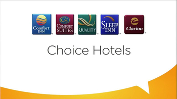 Choice Hotels TV Spot, 'Free Night' - Thumbnail 4