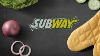 Subway $3 Six-Inch Select TV Spot - Thumbnail 1