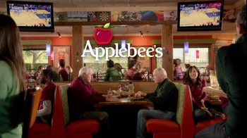 Applebee\'s 2 for 20 TV Spot, \'Retired Coaches\'