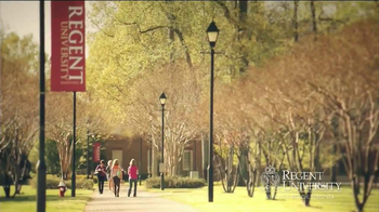 Regent University TV Spot, 'Preview' - Thumbnail 5