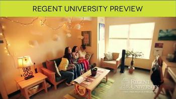 Regent University TV Spot, 'Preview' - Thumbnail 7