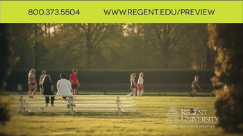 Regent University TV Spot, 'Preview' - Thumbnail 9