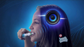 Arm and Hammer Tooth Tunes TV Spot, 'Girl'