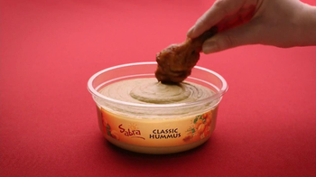 Sabra Hummus TV Spot, 'Guide to Good Dipping' - 1014 commercial airings