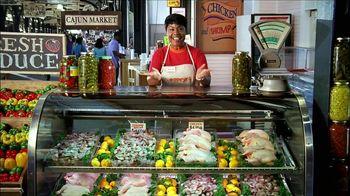 Popeyes Cajun Surf and Turf TV Spot, 'Cajun Market'
