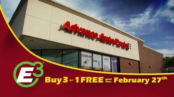 Advance Auto Parts TV Spot, 'Buy 3, Get 1 Free'  - Thumbnail 5