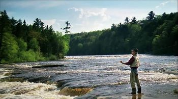 Pure Michigan TV Spot, 'Gone Fishing'  - 893 commercial airings