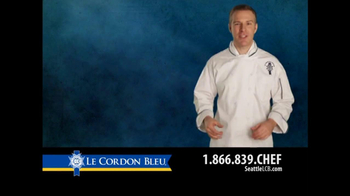 Le Cordon Bleu TV Spot, 'Love to Cook?' - Thumbnail 2