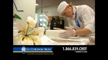 Le Cordon Bleu TV Spot, 'Love to Cook?' - Thumbnail 4