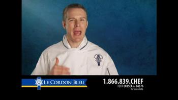 Le Cordon Bleu TV Spot, 'Love to Cook?' - Thumbnail 5