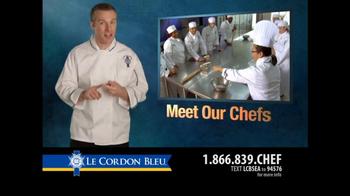 Le Cordon Bleu TV Spot, 'Love to Cook?' - Thumbnail 7