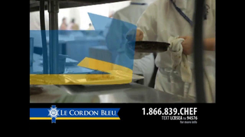 Le Cordon Bleu TV Spot, 'Love to Cook?' - Thumbnail 9