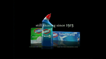 Clorox TV Spot, '100 Years Of Clean' - Thumbnail 8