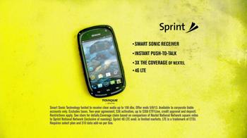 Sprint Direct Connect TV Spot, 'Stupid Loud Places' - Thumbnail 10