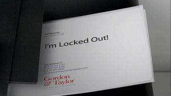 CDW TV Spot, 'Locked Out' Featuring Charles Barkley - 16 commercial airings