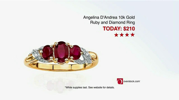 Overstock.com TV Spot, 'Amazing Jewelry Deals' - Thumbnail 5