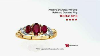 Overstock.com TV Spot, 'Amazing Jewelry Deals' - Thumbnail 6