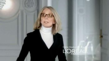L'Oreal BB Cream TV Spot, 'Five Beautifying Actions' Featuring Diane Keaton