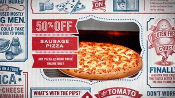 Domino's Pizza TV Spot, '50% Off' - Thumbnail 3