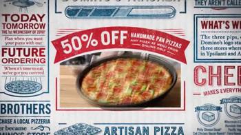 Domino's Pizza TV Spot, '50% Off' - Thumbnail 4