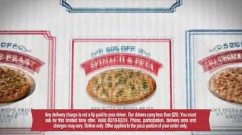 Domino's Pizza TV Spot, '50% Off' - Thumbnail 6