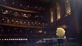 MetLife TV Spot 'Concert' Featuring Peanuts Gang