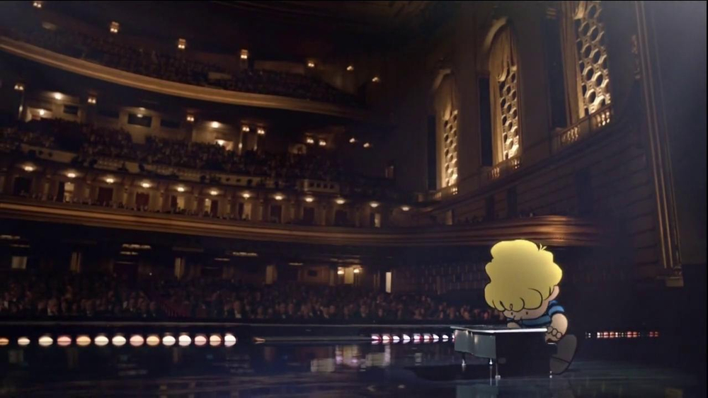 MetLife TV Commercial 'Concert' Featuring Peanuts Gang