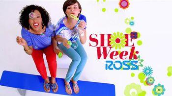 Ross Shoe Week TV Spot
