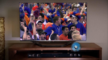 LG TV and Soundbar TV Spot, 'March Madness Party' Featuring Greg Anthony - Thumbnail 4