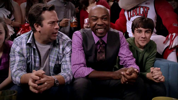 LG TV and Soundbar TV Spot, 'March Madness Party' Featuring Greg Anthony - 19 commercial airings