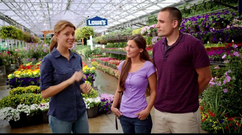 MyLowe's TV Spot, 'How Many Annuals' Feat. Grace Anne Helbig - Thumbnail 3