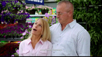 MyLowe's TV Spot, 'How Many Annuals' Feat. Grace Anne Helbig - Thumbnail 4