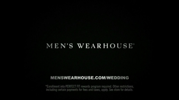 Men's Wearhouse TV Spot, 'Wedding Day' - Thumbnail 6