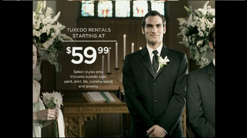 Men's Wearhouse TV Spot, 'Wedding Day' - Thumbnail 5