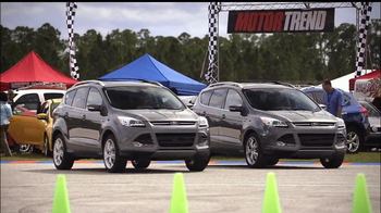 Ford EcoBoost Challenge TV Spot, 'Escape'