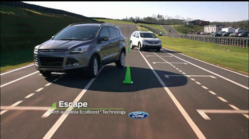 Ford EcoBoost Challenge TV Spot, 'Escape' - Thumbnail 3