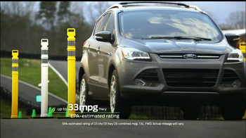Ford EcoBoost Challenge TV Spot, 'Escape' - Thumbnail 7
