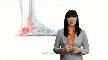 Dr. Scholl's Pain Relief Orthotics TV Spot - Thumbnail 2