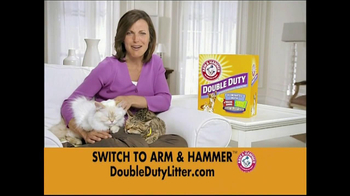 Arm and Hammer Double Duty TV Spot, 'Double Trouble' - Thumbnail 10